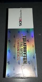 Theatrhythm Final Fantasy Curtain Call Limited Edition by Cheap Final Fantasy T Find Final Fantasy T Deals On Line At