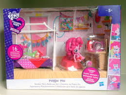 My Little Pony Bed Set by My Little Pony Equestria Girls Pinkie Pie Slumber Party Bedroom