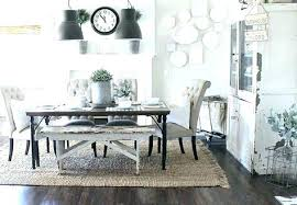 Dining Table Area Rug Tmacphotoco