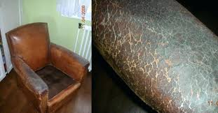 reparation canape simili cuir reparation canape cuir restauration fauteuil club en cuir comment