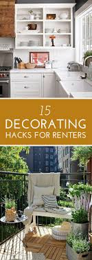 15 Decorating Hacks For Renters That Wont Cost You Your Security Deposit