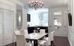 A Chandelier Is An Excellent Ceiling Light For Dining Room It Works Even In Rooms With Regular Height Ceilings Because Though Hangs Down
