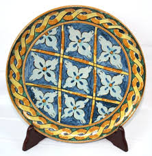 Tuscan Decorative Wall Plates by Decorative Hanging Plates Ebay