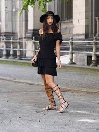 Who Said The Bohemian Trend Didnt Work In Black Kayla Seah Proves Them