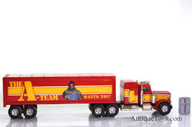 A-Team BA Peterbilt Truck By Ertyl- Mr. T *sold* - Antique Toys For Sale Jeep With Horse Trailer Toy Vehicle Siku Free Shipping Sleich Walmartcom Viewing A Thread Towing Lifted Truck Vintage Tin Truck Small Scale Japanese Wwwozsalecomau With Bruder Toys Jeep Wrangler Horse Trailer Farm Youtube Home Great West And In Colorado 2 3 4 Bloomer Stable Boy Module Stall For Your Hauler Rv Country Life Newray Toys Ca Inc Tonka Ateam Ba Peterbilt By Ertyl Mr T Sold Antique Sale