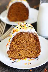 Pumpkin Spice Bundt Cake Using Cake Mix by Pumpkin Bundt Cake Recipe Two Peas U0026 Their Pod