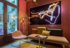 100 Paris By Design A MusicInspired Boutique Hotel In Milk