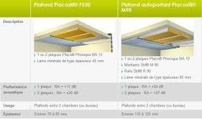 isolation phonique plafond isolation idées