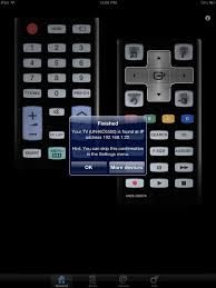 Samsung Remote Free App for iPhone Control your TV with a phone