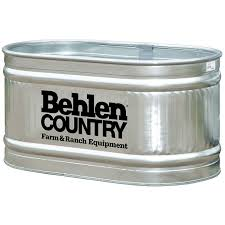 Horse Water Trough Bathtub by Amazon Com Behlen Country Re226c Galvanized Steel Round End