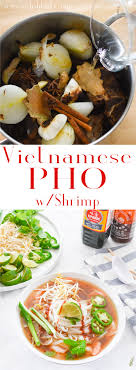 pho cuisine shrimp pho overnight and cooker options