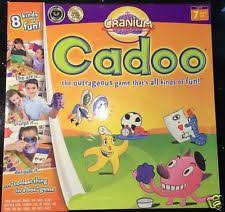 Cranium Cadoo Family Board Game Ages 7 And Up Educational FUN For The