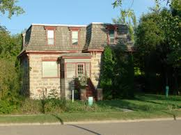 100 Fieldstone Houses Manitoba Heritage Two Mansards ReadReidRead