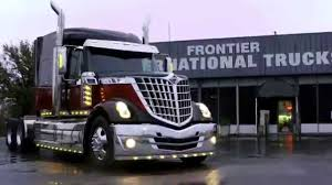 International LoneStar From Carolina International Trucks! - YouTube