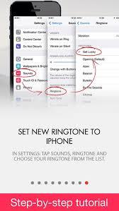 Ringtones for iPhone FREE & music Ringtone Maker iPhone Download