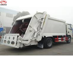 Waste Compactor Collection Truck, Waste Compactor Collection Truck ...