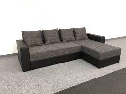 canape d angle convertible avec vrai matelas canapé d angle moderne tendance pas cher plusieurs couleurs gris
