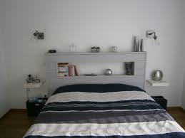 fabriquer tete de lit pas cher sur idee deco interieur une