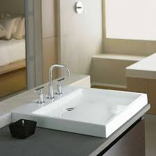 Kohler Purist Widespread Lavatory Faucet by Purist Wading Pool Sink By Kohler 2314 Yliving