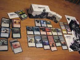 Mtg Sliver Deck Box by Mtg Realm Magic 2015 Fat Pack