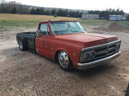 100 1969 Gmc Truck For Sale GMC 3500 C30 Custom Project Truck Dually For Sale
