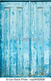 Blue Vintage Wooden Background Wood Planks With Old Texture