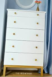 ikea tarva hack it all started with paint