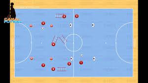 technique de foot en salle circuit physique et technique de futsal