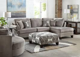 grey sectional living room decoration home design ideas