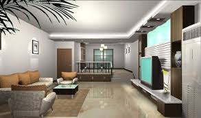 16 light gray living room gray ceiling and light yellow walls in