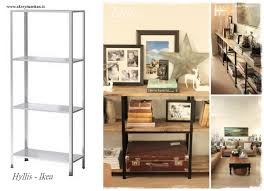 Pantry Cabinet Ikea Hack by Hyllis All The Way For Industrial Looking Shelves Ikea Hackers