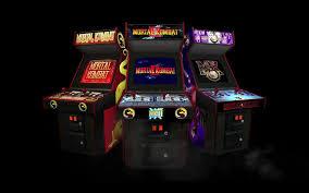Mortal Kombat Arcade Cabinet Restoration by Arcade Wallpaper Wallpapersafari