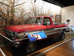 100 Sam Walton Truck S Ford Pick Up Bentonville Arkansas In The Wal Flickr
