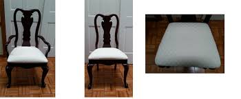 Thomasville Collectors Cherry Dining Room Chairs