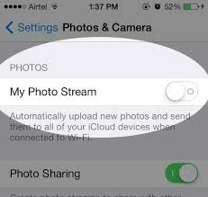 Disable Turn off Stream on iPhone and iPad [How to]
