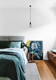 schlafzimmer mit doppelbett bild kaufen 12294143