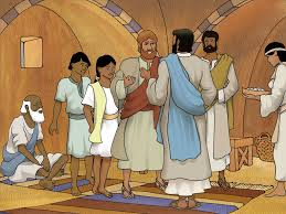 Peter Peter Pumpkin Eater Meaning by Free Visuals Jesus Tells Peter To Go Fishing For Temple Tax Money