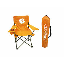 Clemson Tigers NCAA Ultimate Junior Tailgate Chair Black Clemson Tigers Portable Folding Travel Table Ventura Seat Recliner Chair Buy Ncaa Realtree Camo Big Boy Game Time Teamcolored Canvas Officials Defend Policy After Praying Man Is Asked Oniva The Incredibles Sports Kids Bpack Beach Rawlings Changer Tailgate Tailgating Camping Pong Jarden Licensing Tlg8 Nfl Tennessee Titans Ebay