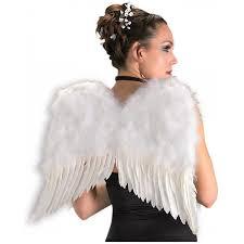 Feather Angel Wings Halloween Costume 1 Set