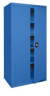 Tennsco Steel Storage Cabinets by Metal Storage Cabinet Wallbench Storage Cabinets Large Size Of