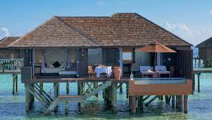 Deluxe Water Villa At Lily Beach Maldives