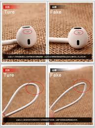 Genuine Original Brand earpods in ear earphone headphones With
