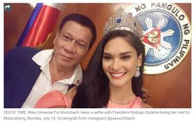 pia bureau wants miss universe pageant in the philippines