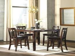 9 Piece Dining Set Ashley Furniture Brown 5 Counter Height Room Home Interior