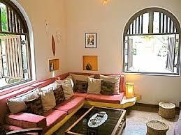Ethnic Indian Living Room Design