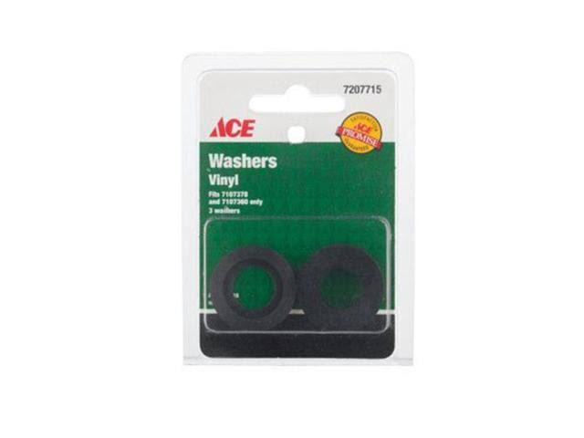 Ace Washers - Vinyl, 3 Pack