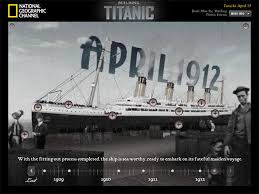 Titanic Sinking Animation National Geographic by Building Titanic App Review Ndtv Gadgets360 Com