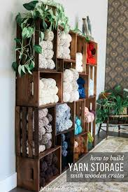 This DIY Yarn Storage Tutorial Contains Affiliate Links At No Extra Cost To You Thanks For Supporting Free Crochet Patterns On MDC