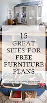 building furniture plans 2016