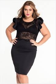 plus size black sheer lace evening dress sale evening dress
